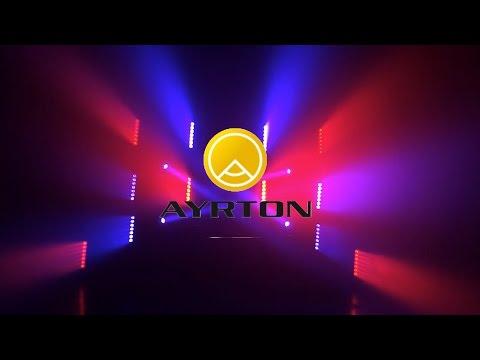 Demo: Ayrton MagicBlade-R & Ayrton MagicDot-R