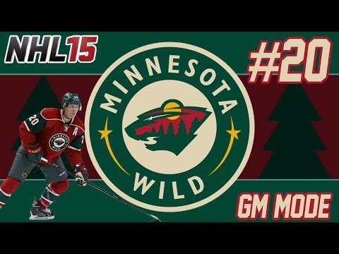 NHL 15: Minnesota Wild GM Mode #20 | Time For A Trade [PS3]