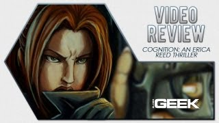 Cognition: An Erica Reed Thriller Video Review