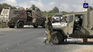 إغلاق شامل في الضفة الغربية بذريعة الأعياد اليهودية - (3-10-2017)