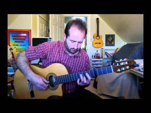 Never Going Back Again by Fleetwood Mac (FREE Guitar Tab by John McCoy) Skype Guitar Lessons