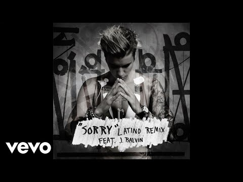 Mix - Justin Bieber - Sorry (Latino Remix / Audio) ft. J Balvin