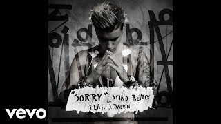 Justin Bieber - Sorry (Latino Remix / Audio) ft. J Balvin('Purpose' Available Everywhere Now! iTunes: http://smarturl.it/PurposeDlx?IQid=VEVO1113 Stream & Add To Your Spotify Playlist: http://smarturl.it/sPurpose?, 2015-11-07T00:00:01.000Z)