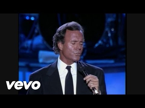 Julio Iglesias - Moonlight Lady (taken from