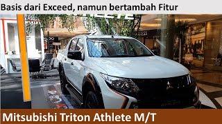Mitsubishi Triton Athlete M/T review - Indonesia