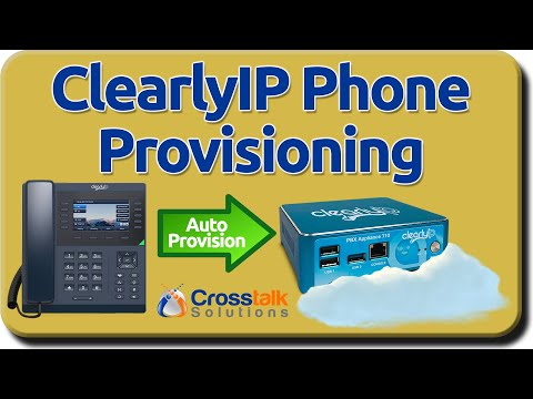 clearlyip-phone-provisioning