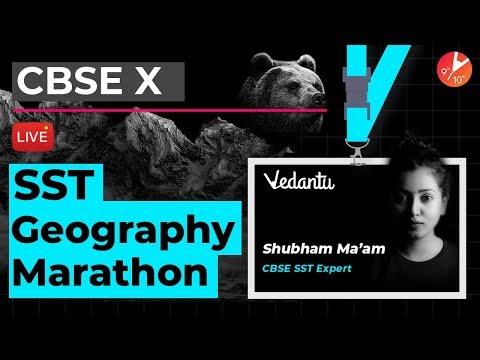 cbse-class-10-full-geography-crash-course-|-social-studies-marathon-revision-score-100%-|-vedantu