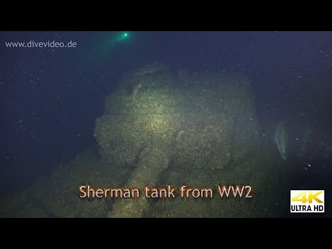 Wreckdiving in Donegal / Ireland