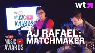 AJ Rafael Performs Matchmaker | What's Trending LIVE