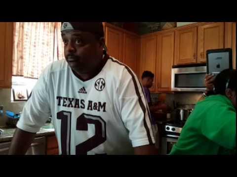 Roland cooks Texas Spaghetti! - Sun Sep 06 15:50:01 CDT 2015