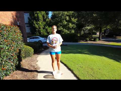 Ice Bucket Challenge 2015  Karen Duffy