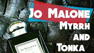 PACHNĄCY TYP: PERFUMY Jo Malone - Myrrh and Tonka: Migdały, lawenda i fasola.