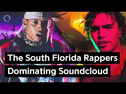 Who Are Lil Pump, $ki Mask, SmokePurpp, and the South Florida Rappers Dominating Soundcloud?
