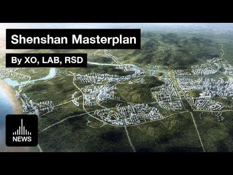 Future Shen Shan - Masterplan by XO