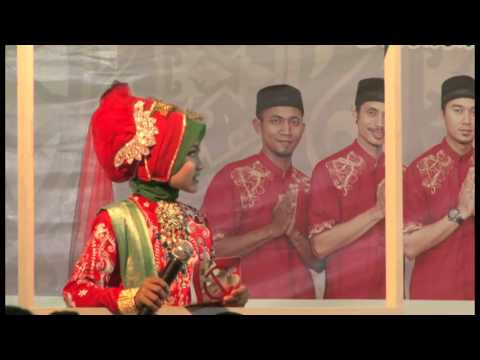 Penampilan Salsabil dalam Aceh Art & Culture 2015 Kegiatan PBAMAK Ombudsman RI Pwk Aceh (3)