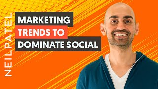 7 Marketing Trends to Help you DOMINATE Social Media in 2020