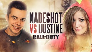 OPTIC NADESHOT vs. iJUSTINE - 1v1 CALL OF DUTY