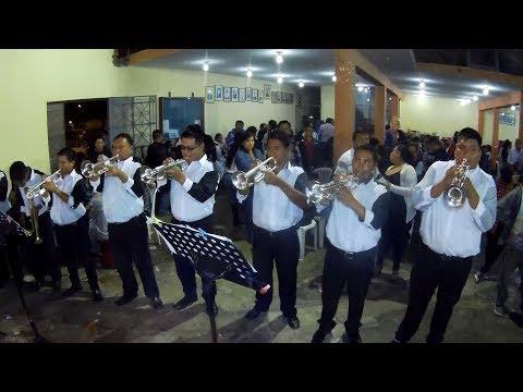 BANDA CONCERT BAND PERU - MIX HUAYNOS HUARACINOS