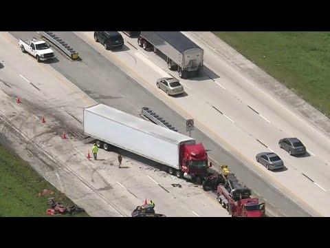 Holy-cow-Dump-truck-full-of-cow-manure-spills-on-I-95-in-Brevard