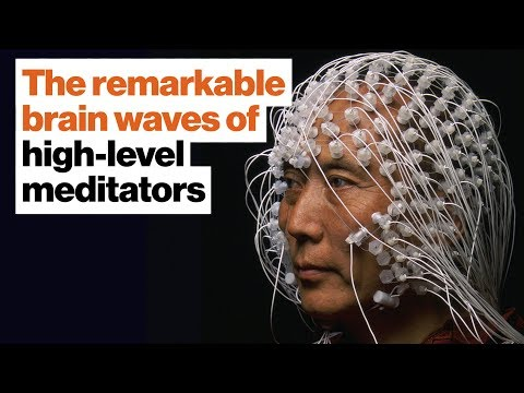 Superhumans: The remarkable brain waves of high-level medita