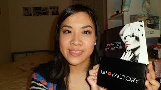 Lip Factory Inc November 2013 Thumbnail