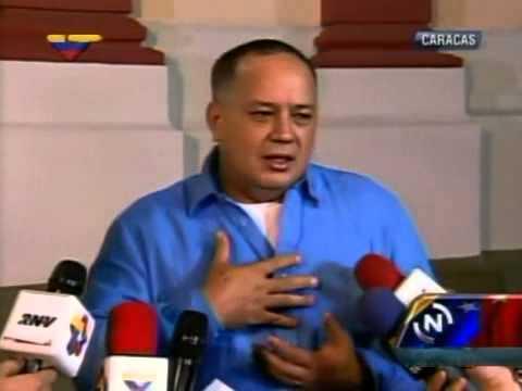 Diosdado Cabello responde ante videos de Ismael García: Nada quebrantará unidad