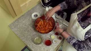 How To Make Spicy Carrot Dip