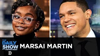 "Marsai Martin - Playing a Mogul in ""Little"" and Becoming One in Real Life 