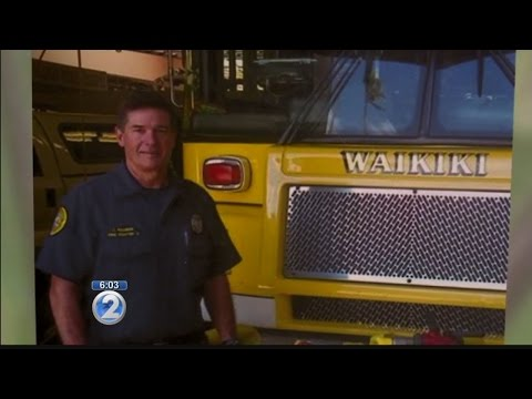 Family, friends, fellow firefighters pay respects to Clifford Rigsbee