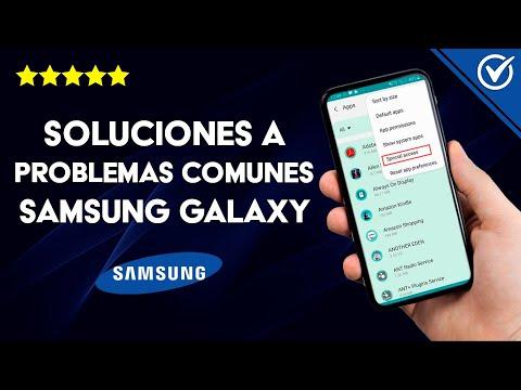 Problemas Comunes y Soluciones del Samsung Galaxy A3, A5, A7 (2017, 2018), A8, A9
