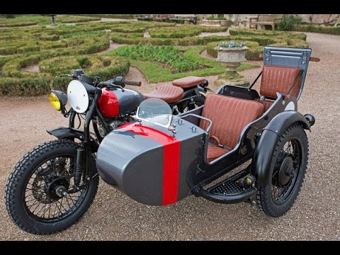 2016 URAL 750 Combo - the tourist by KEVILS (тюнинг Урал 750 Турист)
