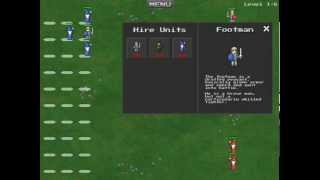 8Bit War Free Game Gameplay Review IOS Ipad / Iphone / Ipod / Android