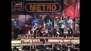 Om New METRO - ISTRI SHOLEHAH  - DANNU [karaoke]