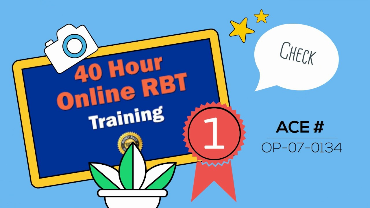 Best affordable 40 hour online training registered behavior best affordable 40 hour online training registered behavior technician 1betcityfo Gallery