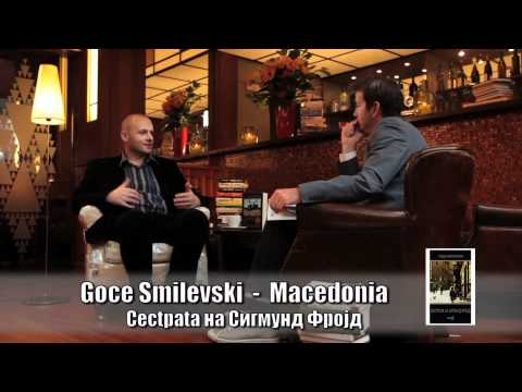 EU Prize for Literature 2010 - Goce Smilevski (Former Yugoslav Republic of Macedonia)