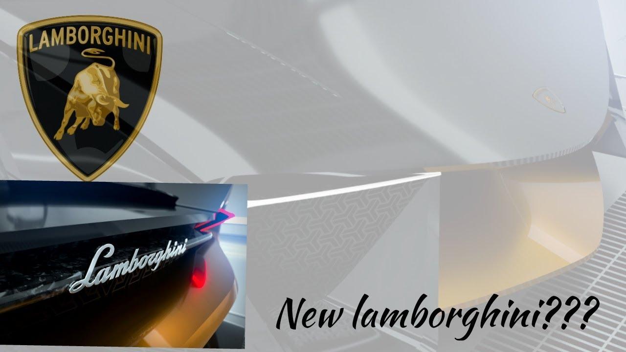 Lamborghini Belador New Lamborghini Concept Thecarpsych Youtube