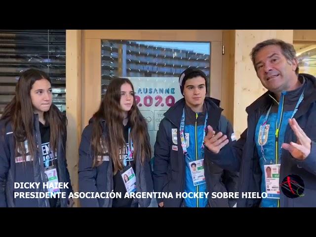 Hockey sobre Hielo 3 x 3. Juegos Olimpicos de la Juventud de Invierno 2020. Todo en la Cancha