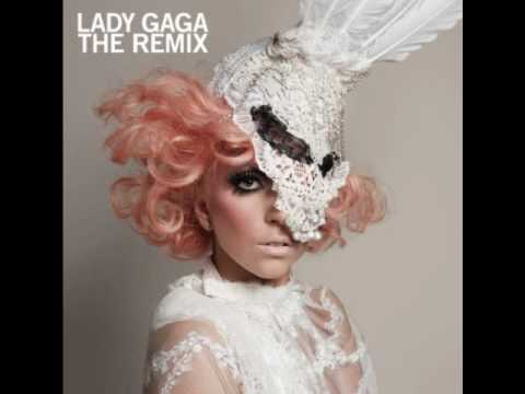 Клип Lady Gaga - Paparazzi (Stuart Price Remix)
