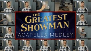 The Greatest Showman (ACAPELLA Medley) - This Is Me, A Million Dreams, Rewrite the Stars, and MORE!