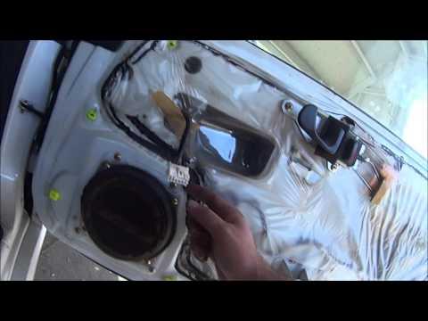 Removing Door Panel 3000gt Dodge Stealth Changing Side Speakers Mitsubishi 3000gt