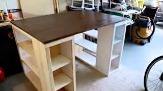 Creative Diy Craft Desk Making Ideas