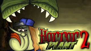 BLOODY BRUTAL DEATHS! | Horror Plant 2 Flash Game