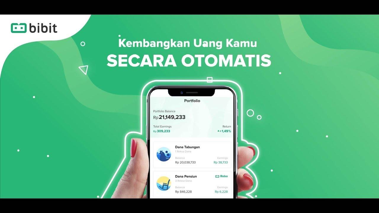 Bibit - Investasi Reksadana Otomatis - Download Aplikasi Game & Software