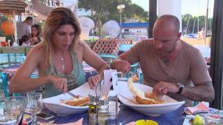 Een duur etentje | Andy & Melisa