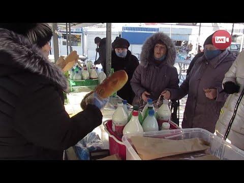 Фермерша из Чемеров начала печь хлеб, уже в первые дни от покупателей не было отбоя...