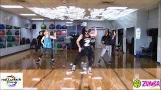 Love You ~ Maleek Berry Ft. Wizkid ~ Zumba®/Dance Fitness