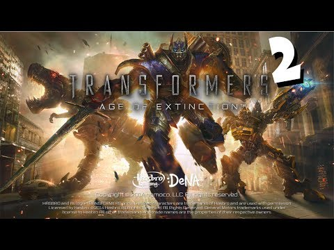TRANSFORMERS: AGE OF EXTINCTION - The Official Game - iOS / Android - Walkthrough Part II from YouTube · Duration:  25 minutes