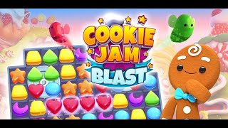Cookie Jam Blast™ New Match 3 Game | Swap Candy | Puzzle | Gamers Arena Zone | Gameplay | Android screenshot 2