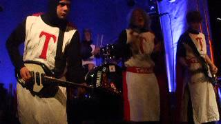 THE TRASH TEMPLARS - LIE,BEG,BORROW AND STEAL | LIVE 08.09.12 Movie Bielefeld