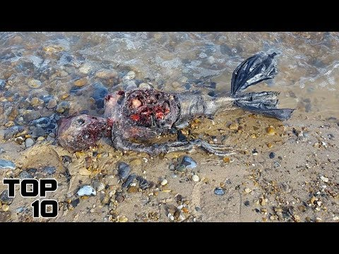 Top 10 Craziest Things Found After A Tsunami